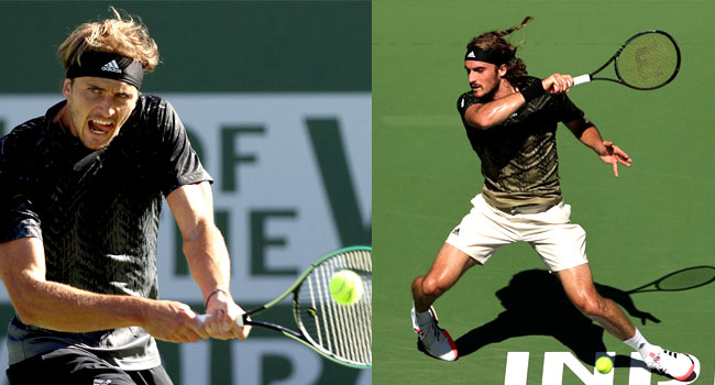 Favourites Zverev, Tsitsipas Exit ATP Indian Wells Masters