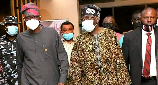 Tinubu Returns To Nigeria After Knee Surgery In London