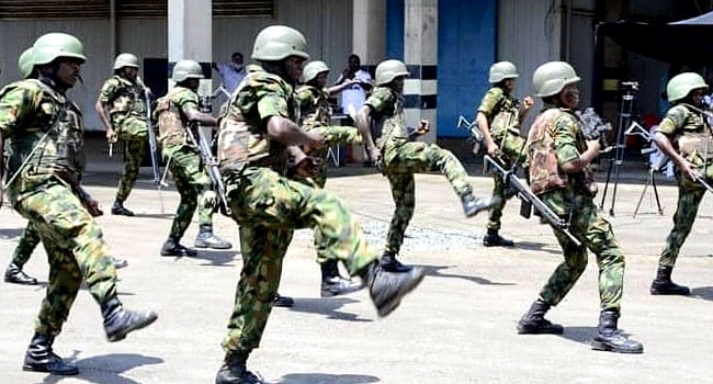 Insecurity: Army Launches Exercises In South-East, Three Other Regions