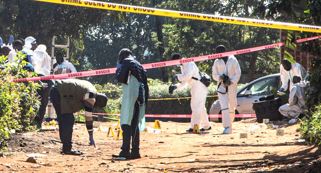 One Killed In Explosion At Ugandan Bar
