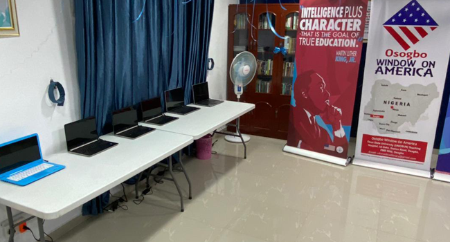 US Consulate Opens Information Centre In Osogbo
