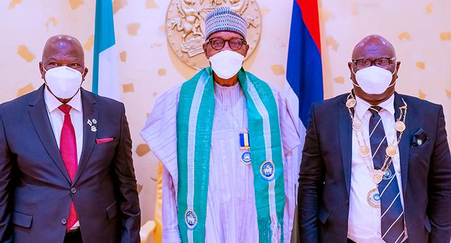 Buhari Promises Speedy Signing Of Insurance Industry Bill