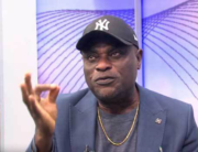 APGA National Chairman, Victor Oye speaks during an interview on Channels Television's Politics Today on October 14, 2021.