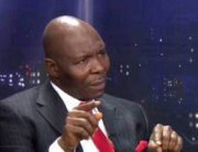 The lawmaker representing Enugu Central in the National Assembly, Senator Chukwuka Utazi speaks during an interview on Channels Television's Politics Today on October 5, 2021.