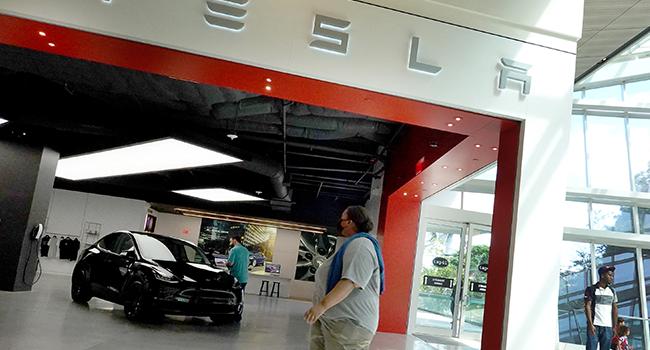 Tesla Tops $1trn In Market Value As Hertz Deal Fuels Latest Surge