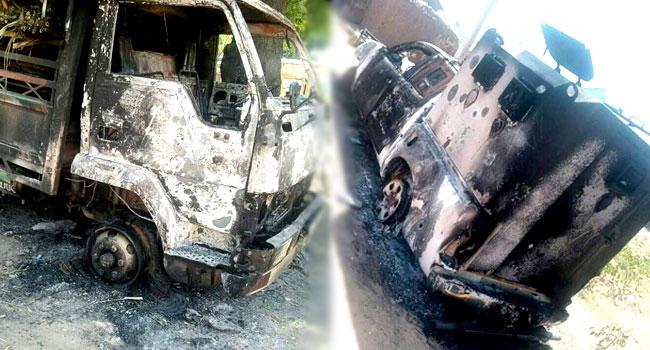 At Least 12 Killed As Bandits Invade Zamfara Village, Burn Police Van