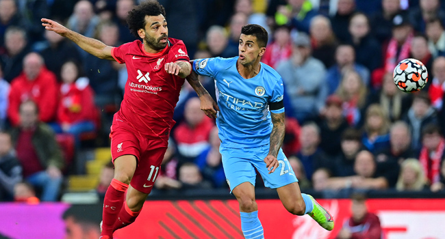 Liverpool, Man City Share Points In Four-Goal Thriller