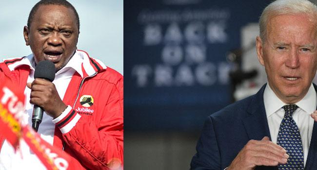 Biden To Host Kenyan President Kenyatta