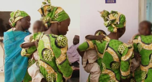 Six Women, Nine Children Escape From Boko Haram Captivity