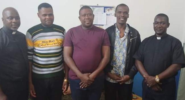 Three Kidnapped Catholic Seminarians  Regain Freedom