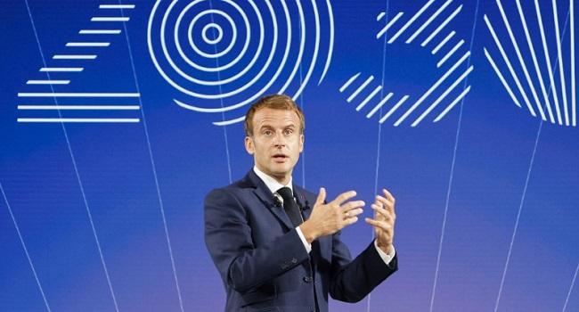 Macron Announces €30 Billion Plan To Re-Industrialise France