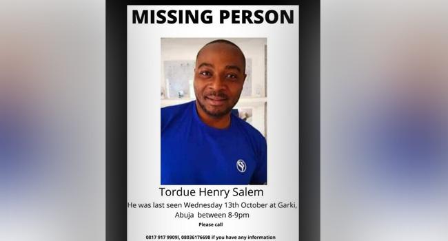 NUJ Asks Security Agencies To Locate 'Missing' Journalist