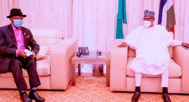 PHOTOS: Obiano Visits Buhari In Abuja