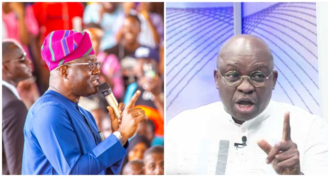 Don't Die For Politicians, Makinde Says As He Attends Wedding Of Fayose's Son
