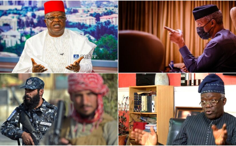 'We Do Not Want Biafra' – Top 21 Quotes Of The Week