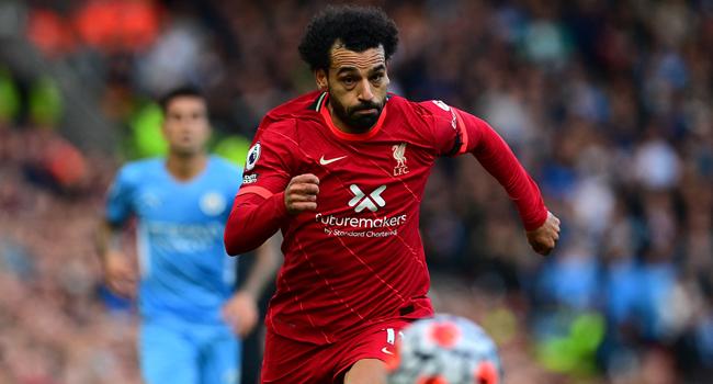 African Players In Europe: Salah Set To Break Drogba's Goal Record