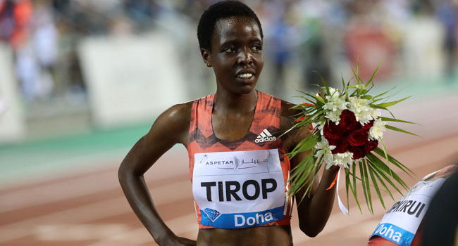 Kenyan Athlete Agnes Tirop Found Dead With Stab Wounds